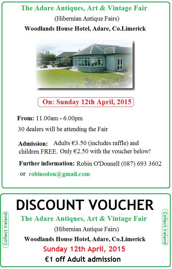 Adare Fair 2015 April