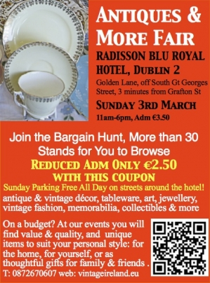 ANTIQUES AND MORE FAIR