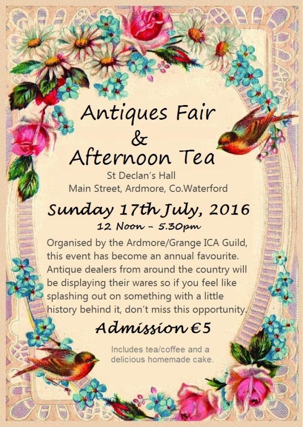 Ardmore Tea & Antiques