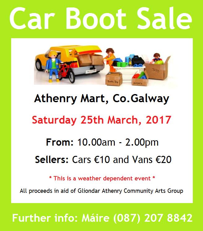 Tallaght Stadium Car Boot Sale