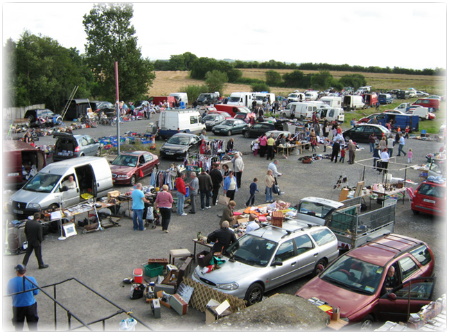 Caragh Car Boot Sale