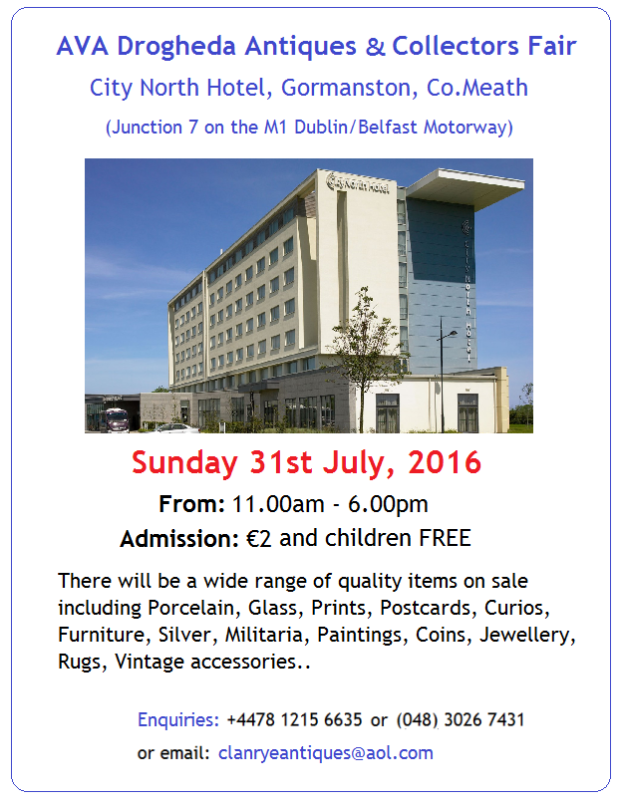 AVA City North Hotel .JULY 2016 FAIR