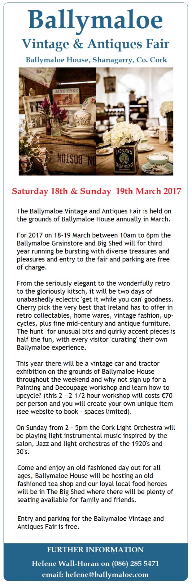 ballymaloe-2017-antiques-fair