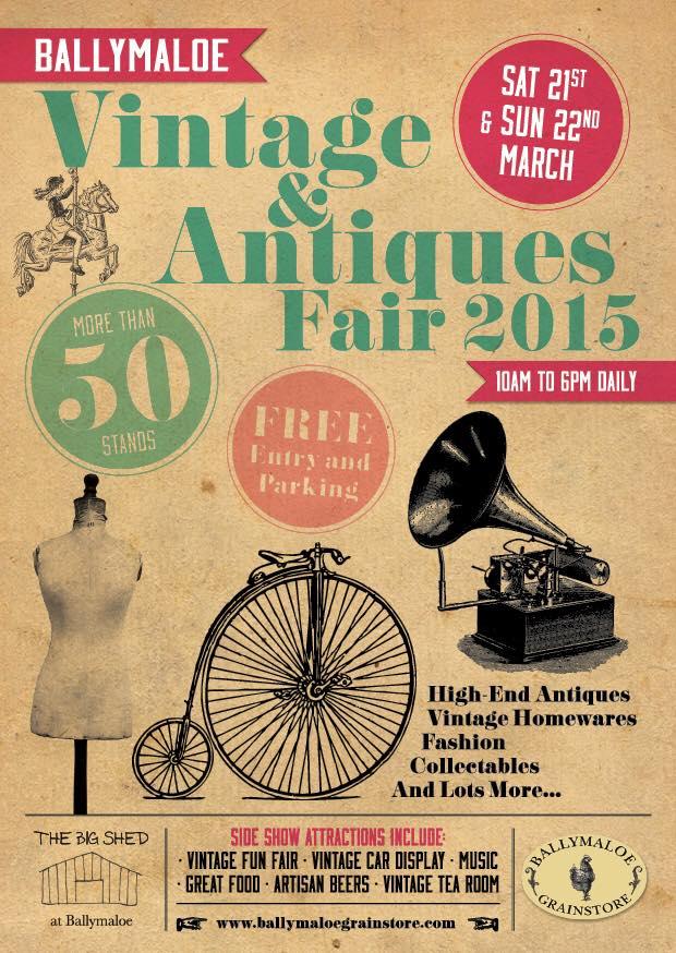 ballymaloe antiques fair