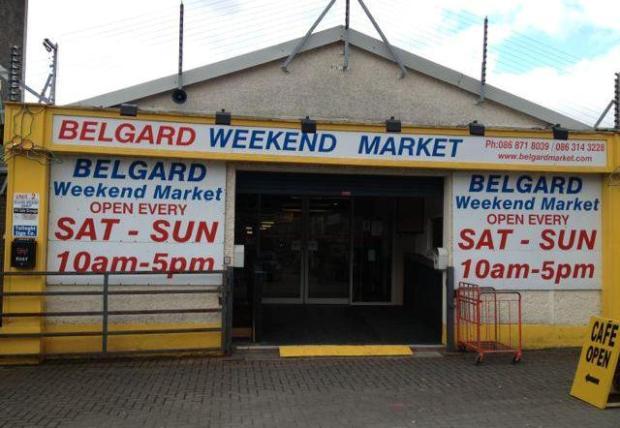 Belgard Market