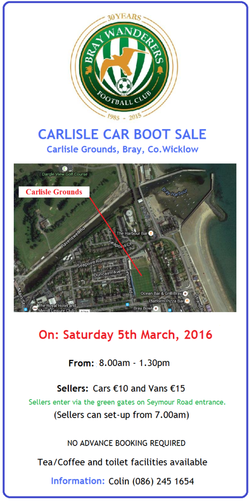 Carlisle CB March 2016