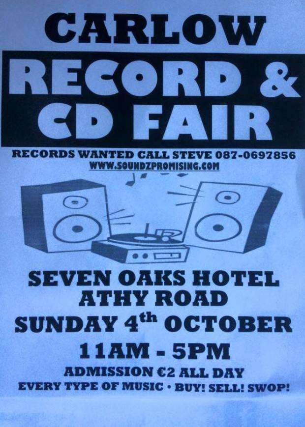 Carlow Record Fair