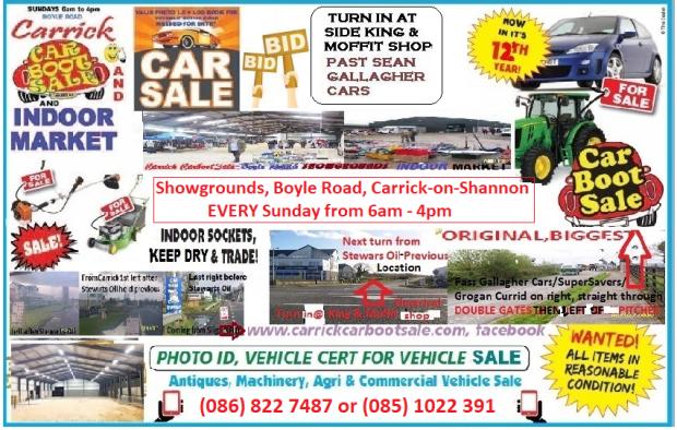 Car Boot Sale Southgate