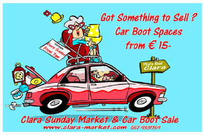 Car Boot Sales | Collect Ireland