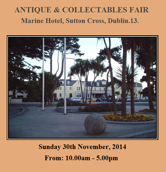 Clontarf NOV 30th FAIR