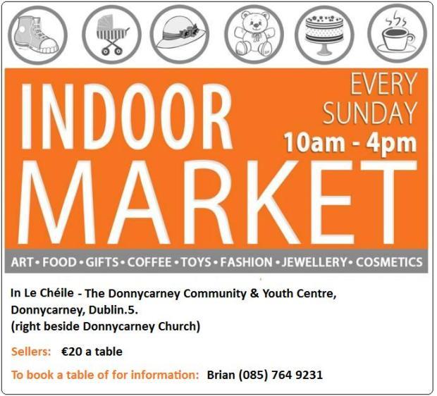 Donncarney Market Flyer