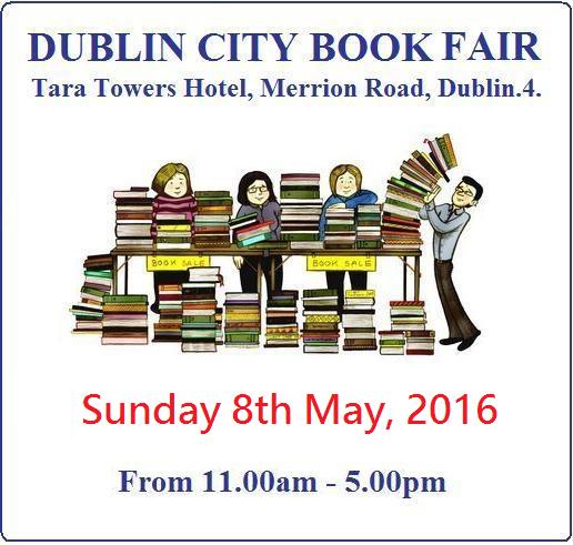 DUB BOOK FAIR MAY 2016