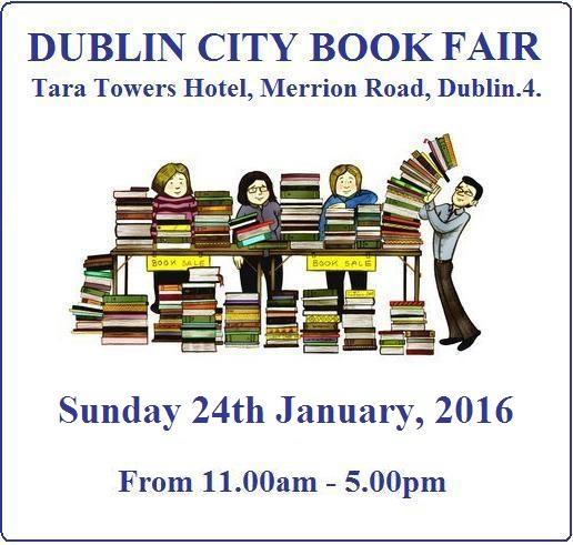 DUB CITY BOOK FAIR Jan 2016