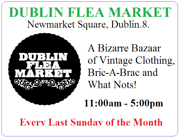 DUBLIN FLEA STICKY