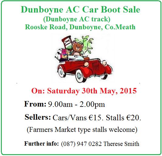Dunboyne AC Carboot Sale (2)