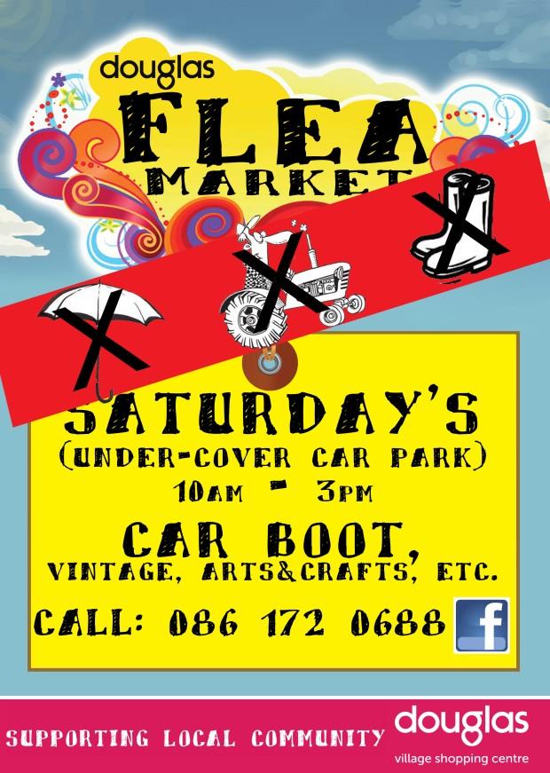 flea poster V6 - NO RAIN