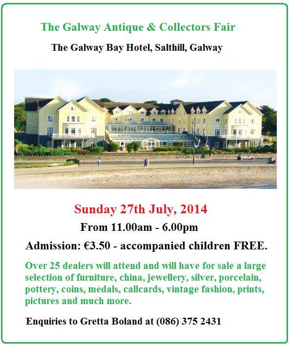 Galway Bay Hotel Fair