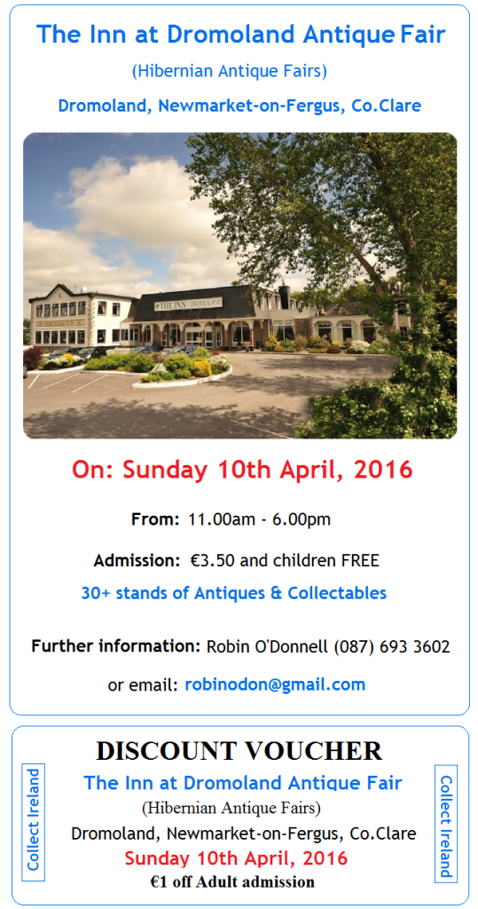 INN AT DROMOLAND APRIL 2016 - Copy