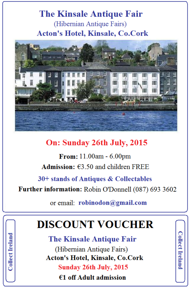 KINSALE JULY FAIR