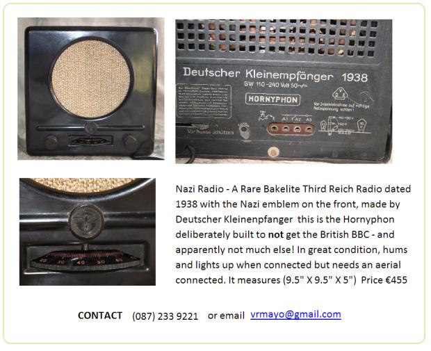 Nazi Radio Roger Grimes