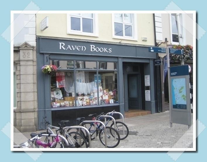 Raven Books taped