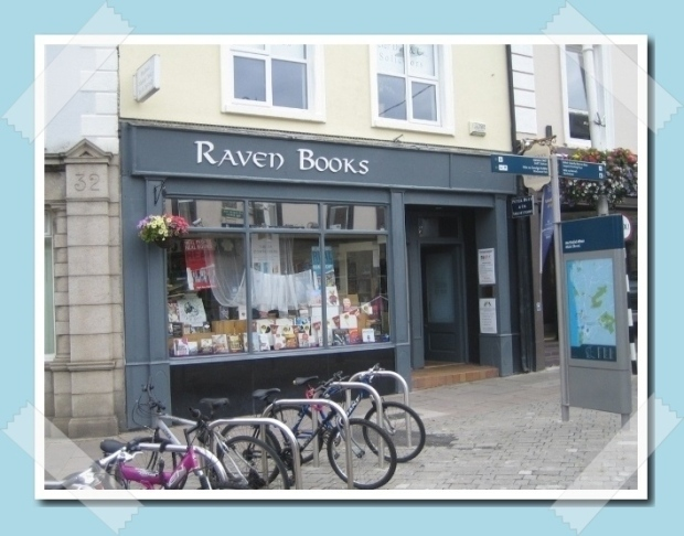 Raven Books taped