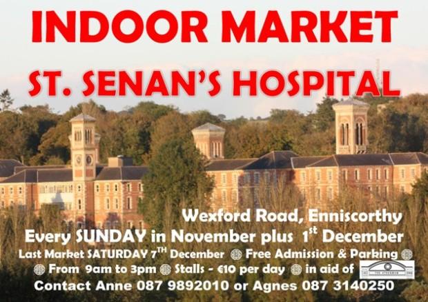 St. Senan's Indoor Market