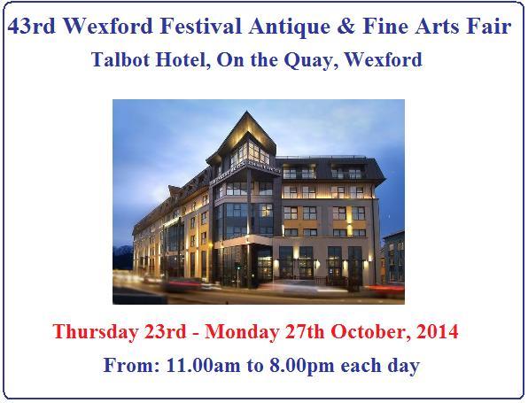 Wexford Antique Fair