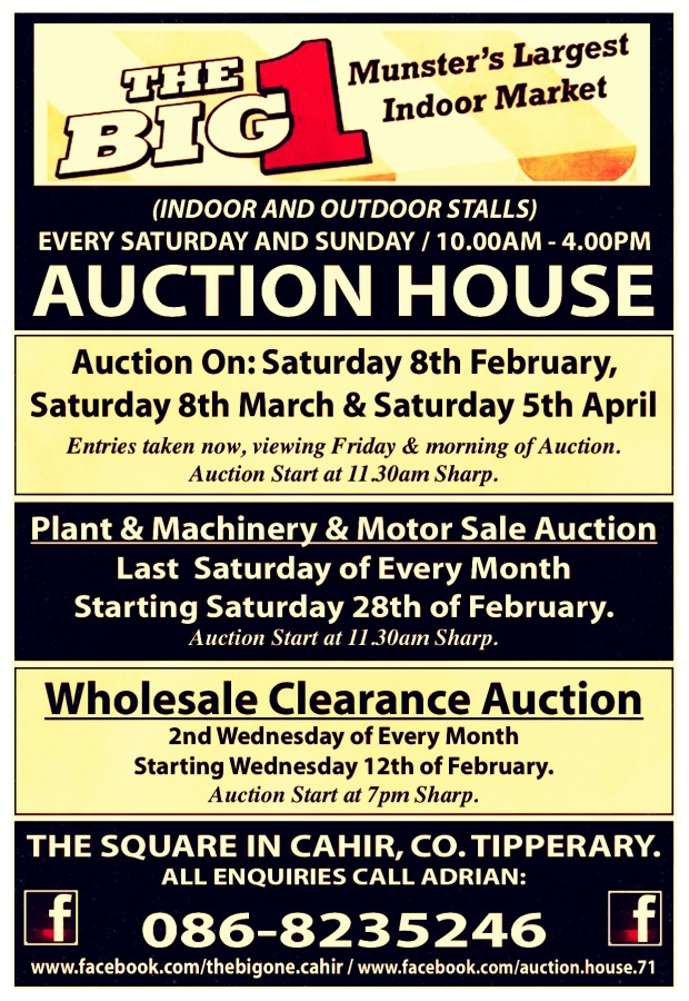 big one auction