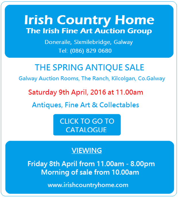 Galway APRIL sale