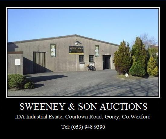 Sweeney & Son Auctions Gorey