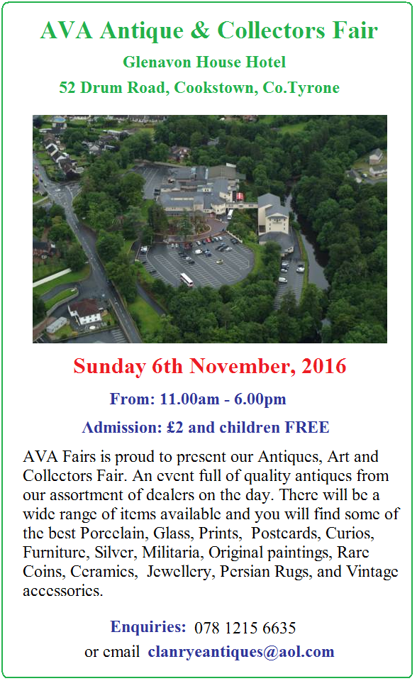 Glenavon House NOV 2016 Fair