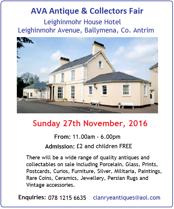 Leighinmohr Hotel NOV 2016 Fair