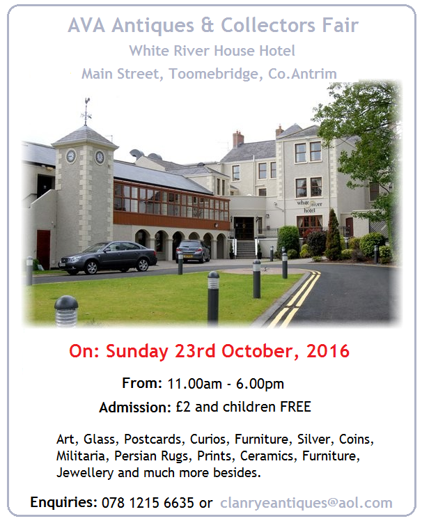 TOOMEBRIDGE FAIR 23rd OCT