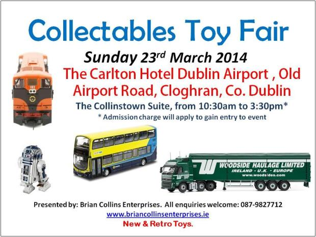 Collectables Toy Fair - 23032014 (1)