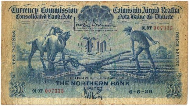 Whytes Banknote