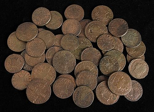 Lot 365 Gun Money hoard