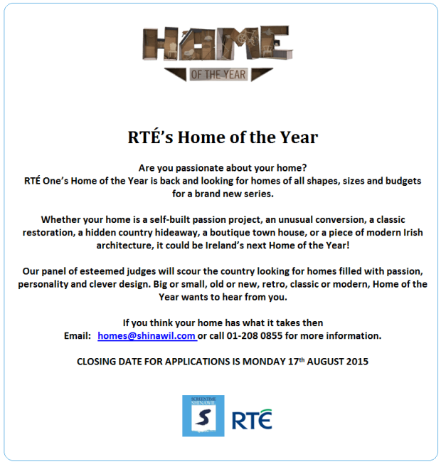 RTE HOME OF THE YEAR AD FINAL