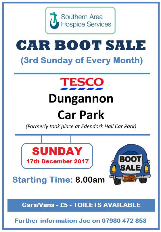 Car Boot Sales Ni