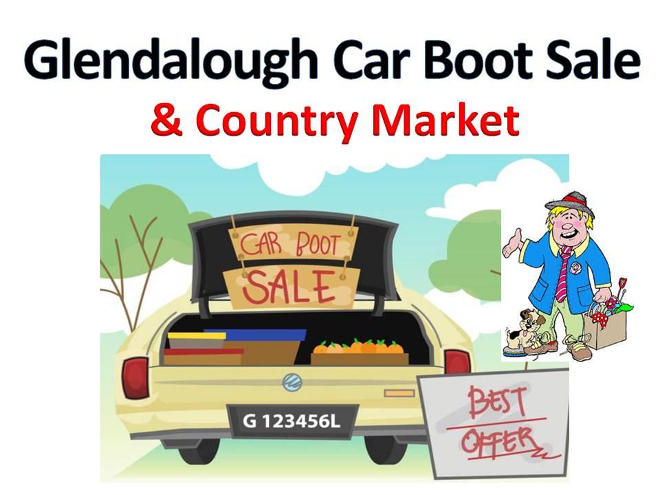 Car Boot Sale Glendalough