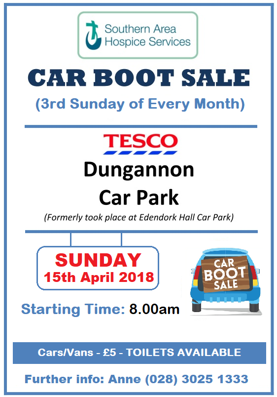 Greysteel Car Boot Sale