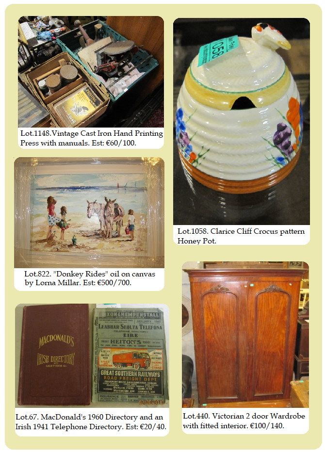 Archived Antiques Auctions | Collect Ireland