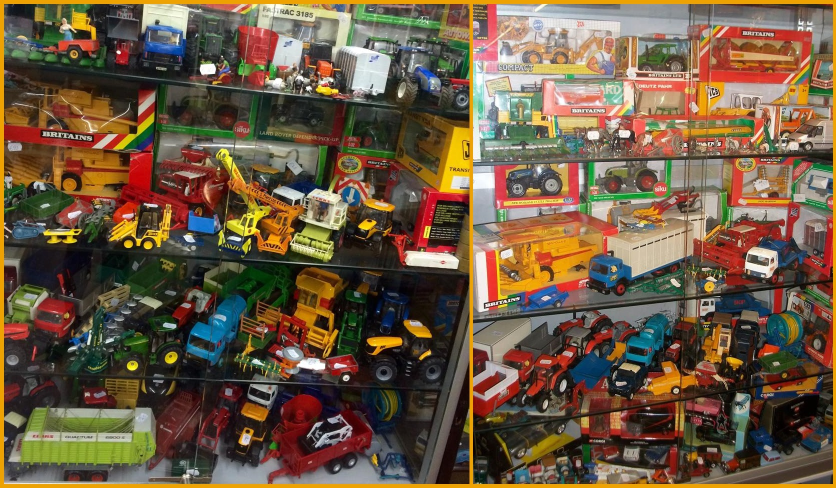 Toy Fairs, Exhibitions & Shops | Collect Ireland