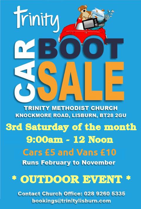 Trinity CB Sale JULY 2021