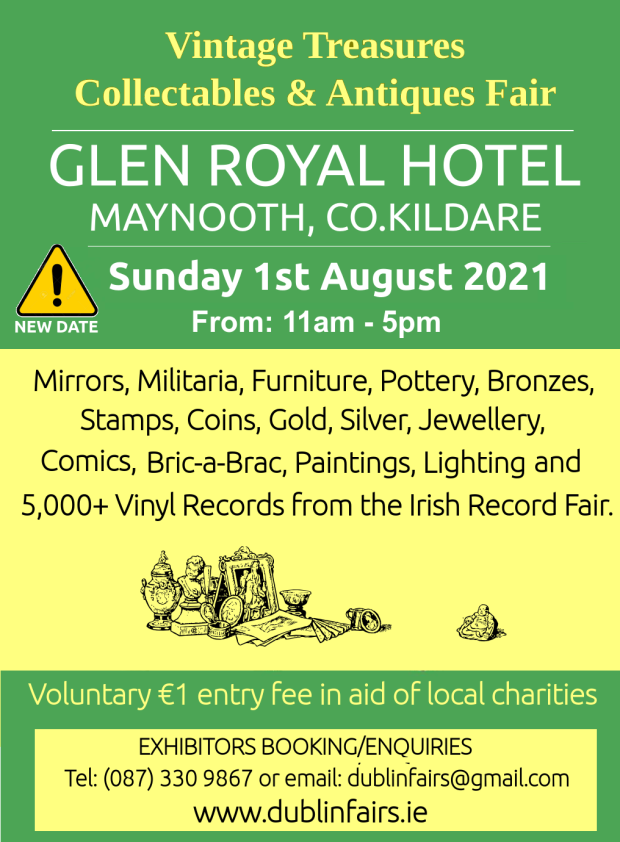 Glen Royal Maynooth FAIR 1st AUGUST 2021