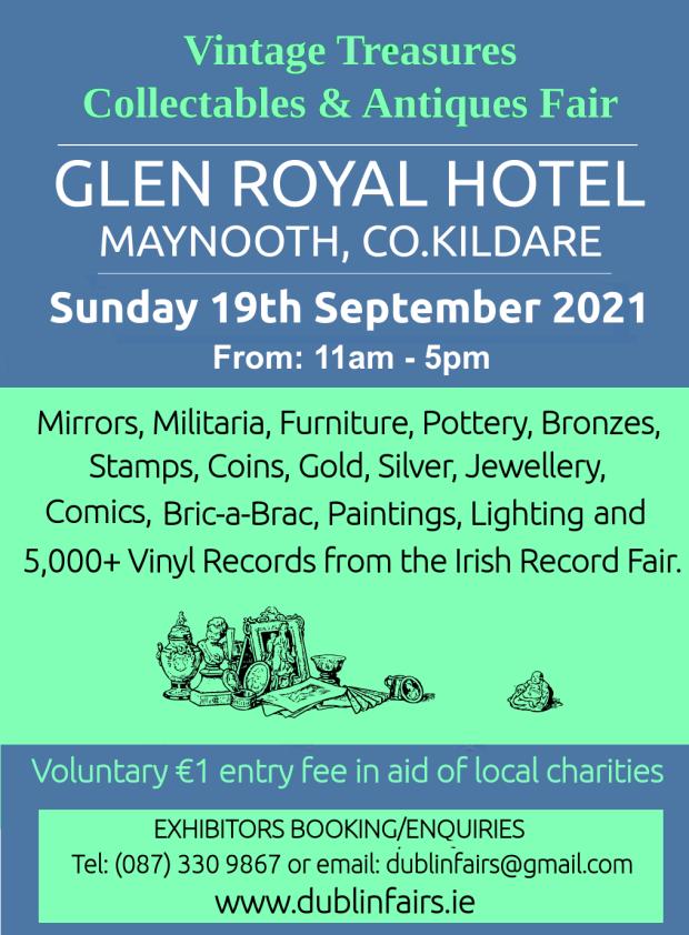 Glen Royal Maynooth FAIR 19th SEPT 2021