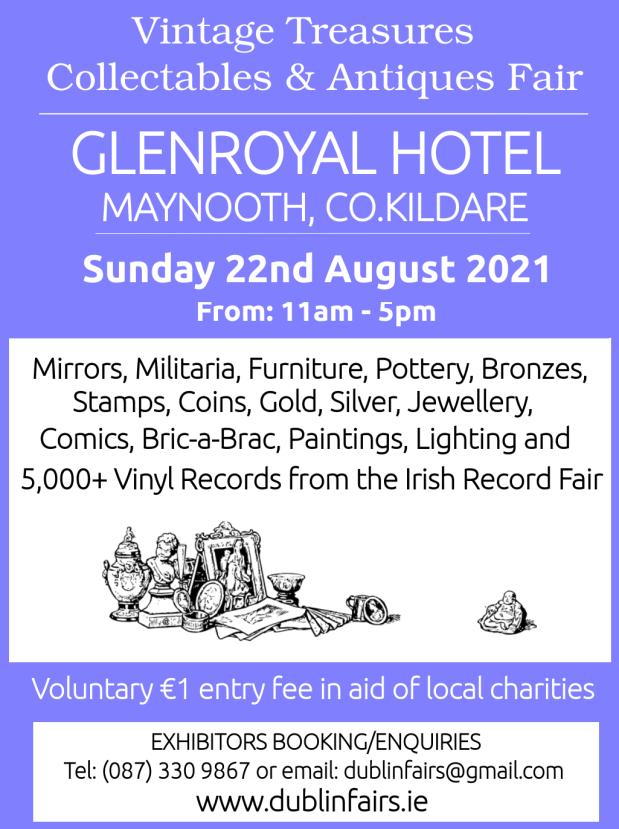 Glen Royal Maynooth FAIR 22nd AUGUST 2021