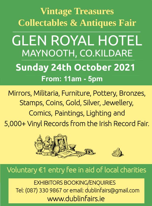 Glen Royal Maynooth FAIR 24th OCT 2021