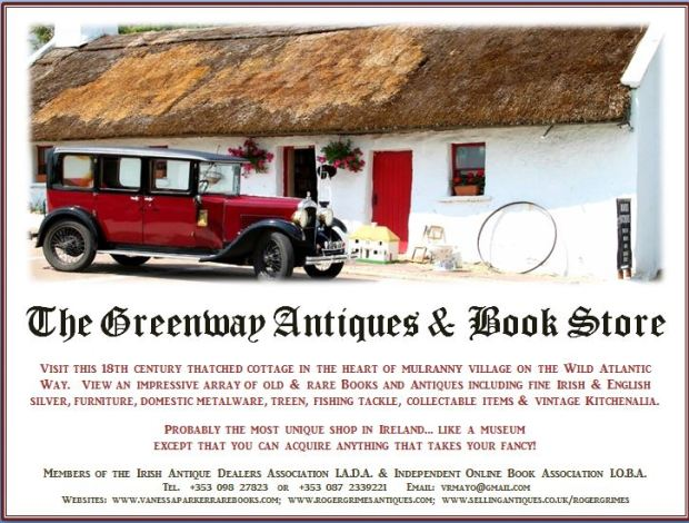 Old Thatch Advert A